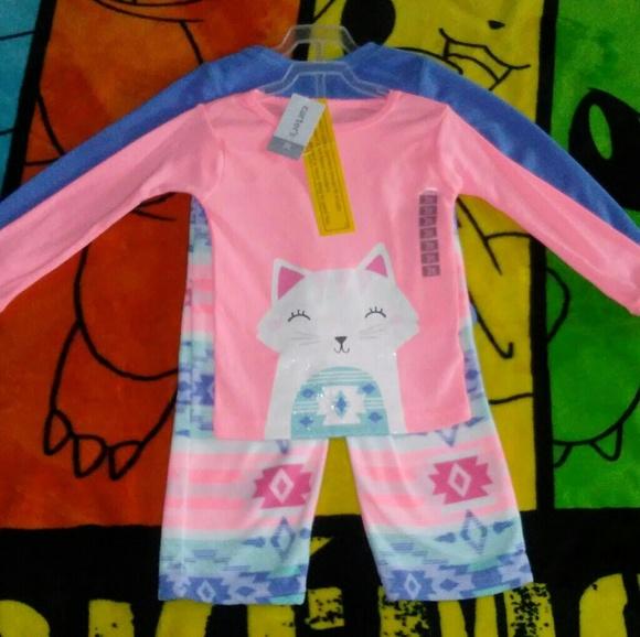 Carter s Pajamas   Nwt Carters   Poshmark 2ec7f29846ab